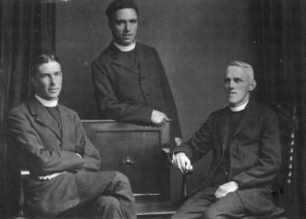 Three as yet unknown Vicars